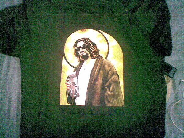 The Dude Tee! xD